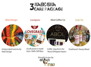 Bundle 3: Habesha Care Package