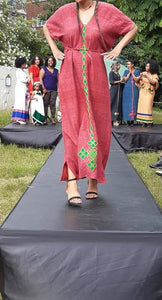 Ethiopian Meskel Dress by Yelet Design