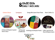 Load image into Gallery viewer, Luxury Bundle 8: Habesha Care Package
