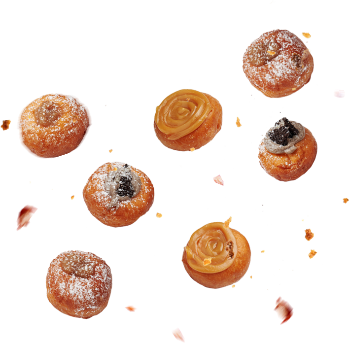 ASSORTED DONUT BITES