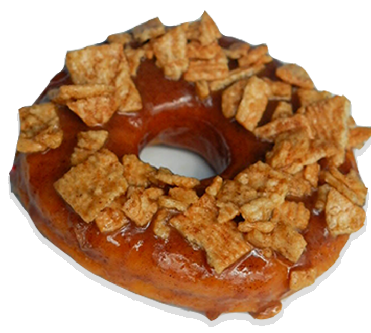 FRENCH TOAST CRUNCH DONUT