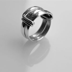 Triple sliding ring thin