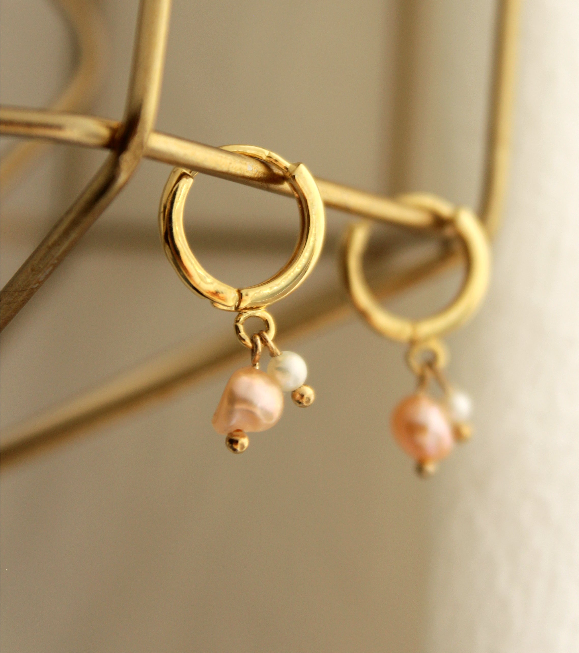 Baby Pearl - Earrings