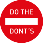 DO THE DONT´S