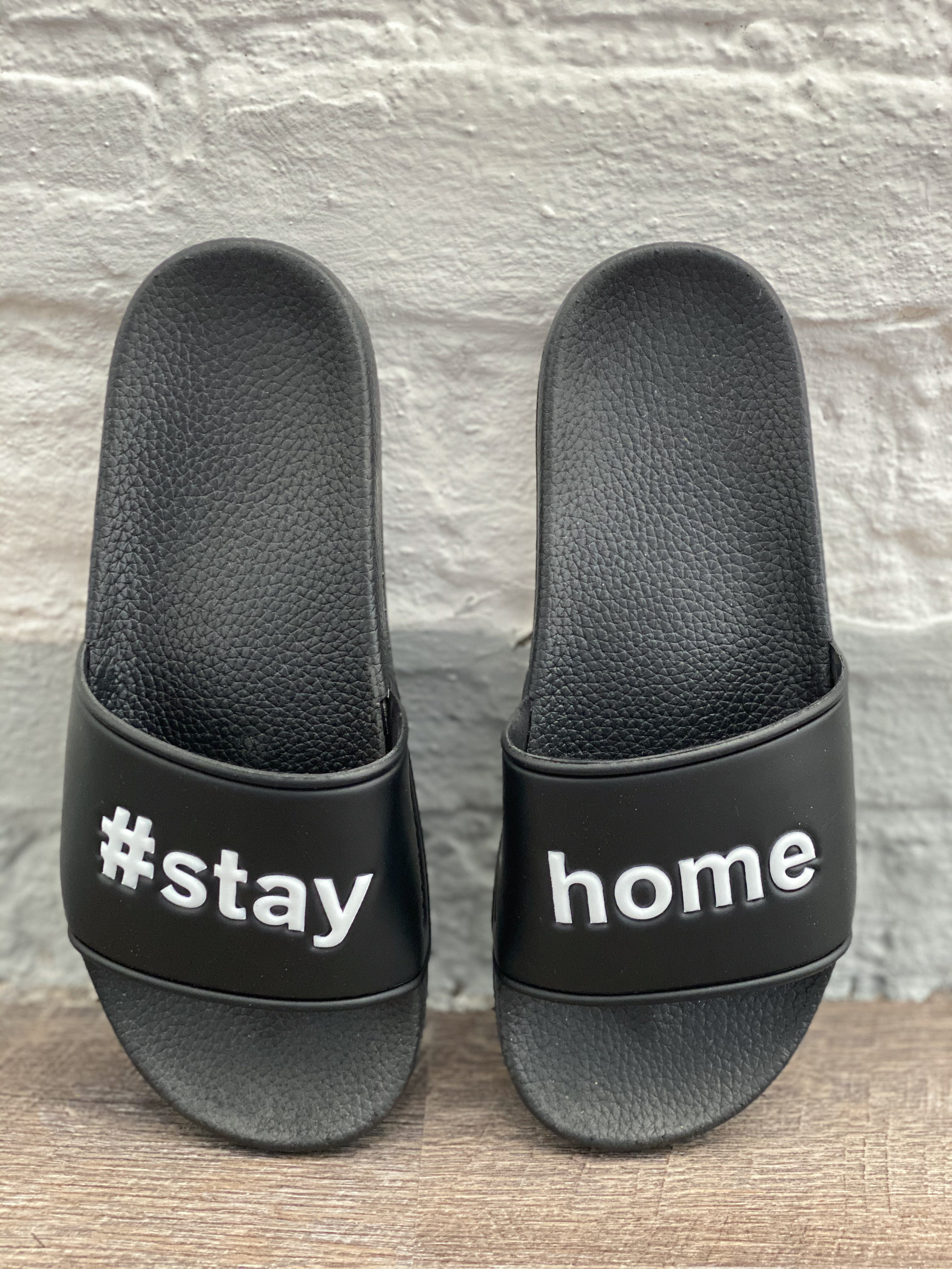 The #stayhome Slides