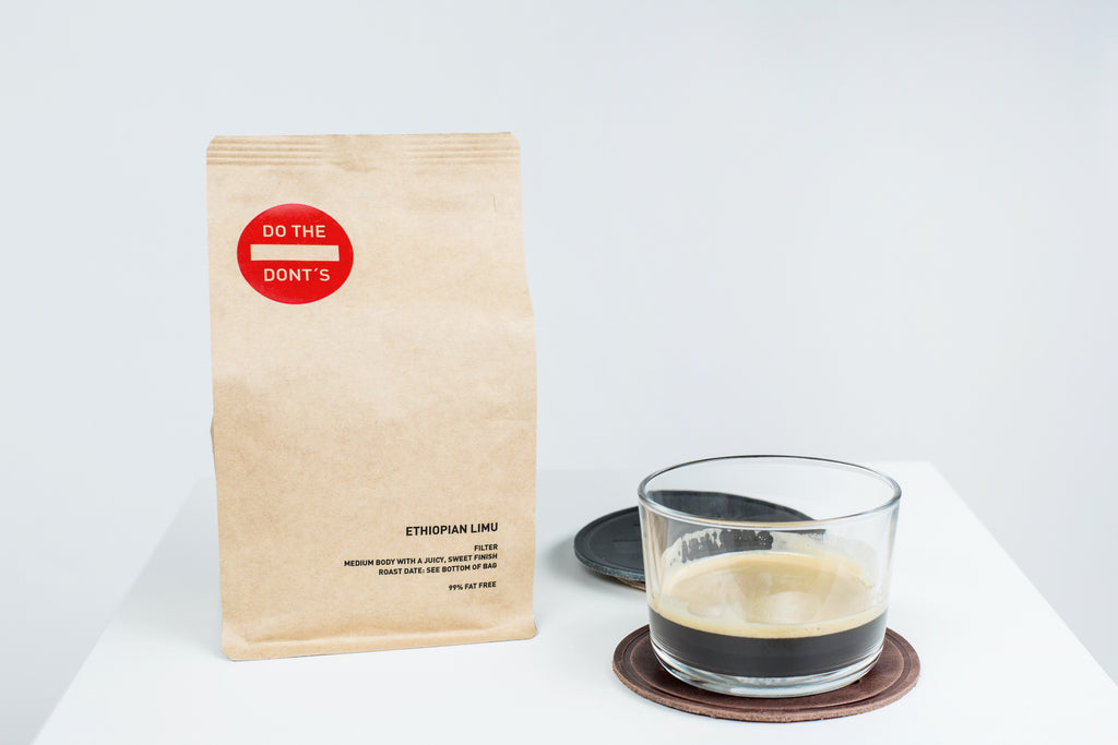 The Coffee - Ethiopian Limu