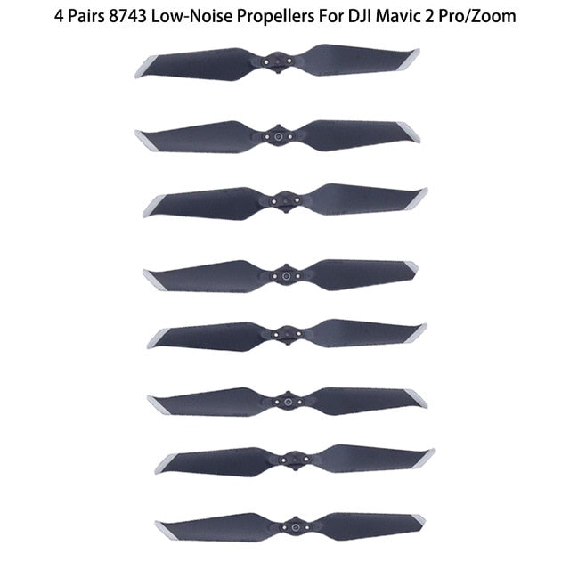 Low Noise Propellers Blade for DJI MAVIC 2 PRO/ ZOOM