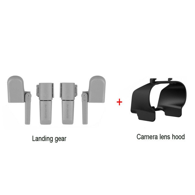 Mavic Mini  Foldable Extended Landing Gear Leg Support Protector
