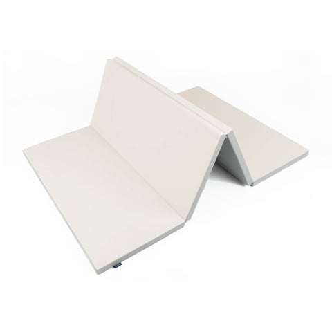 The Folding Play Mat - Cream