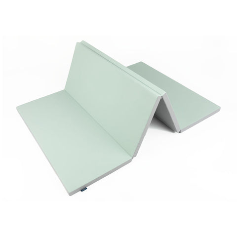 The Folding Play Mat - Mint