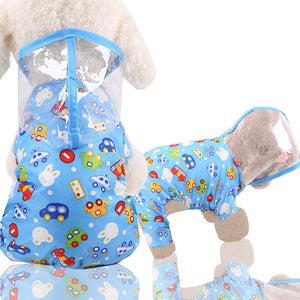 Dog Protective Raincoat