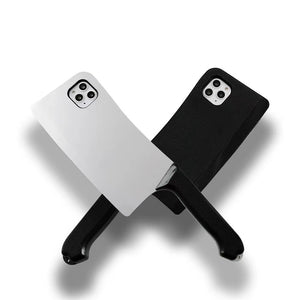 Funny Kitchen Knife iPhone Case