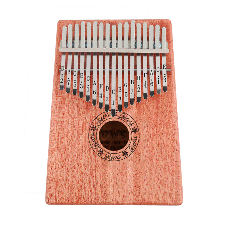 Kalimba 17 Key Thumb Piano