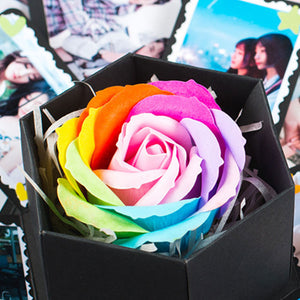 Novelty Surprise Love Explosion Box