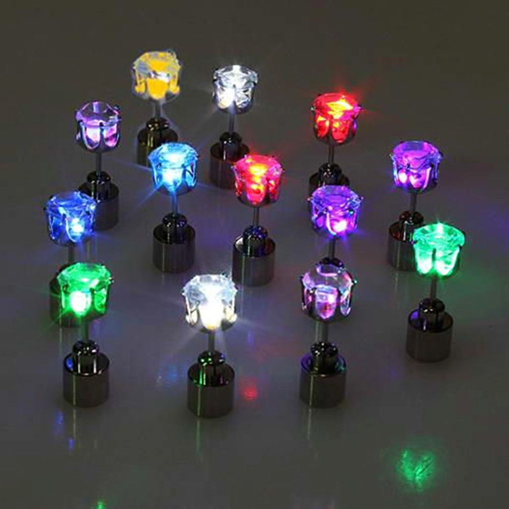 LED Light Earrings