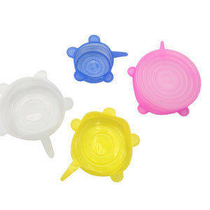Food Silicone Stretch Lids