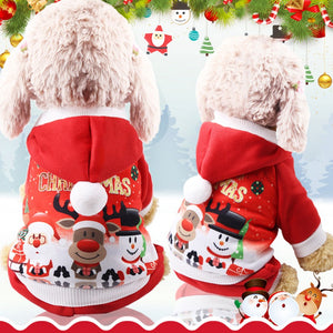 Special Christmas Dog Coat
