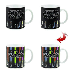 Star Wars Lightsaber Color Changing Mug