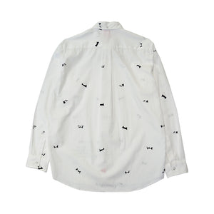 CAT EAR L/S SHIRT