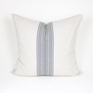 LAST ONE  -  HALF PRICE  striped floor cushion