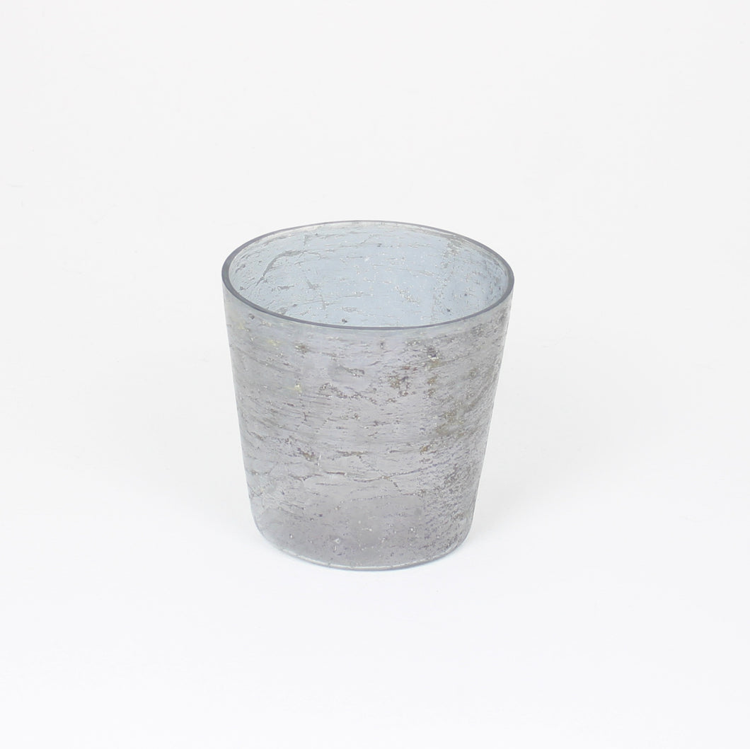 smoky candle holder