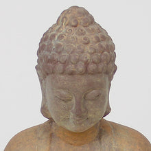 Load image into Gallery viewer, ceramic sitting buddha