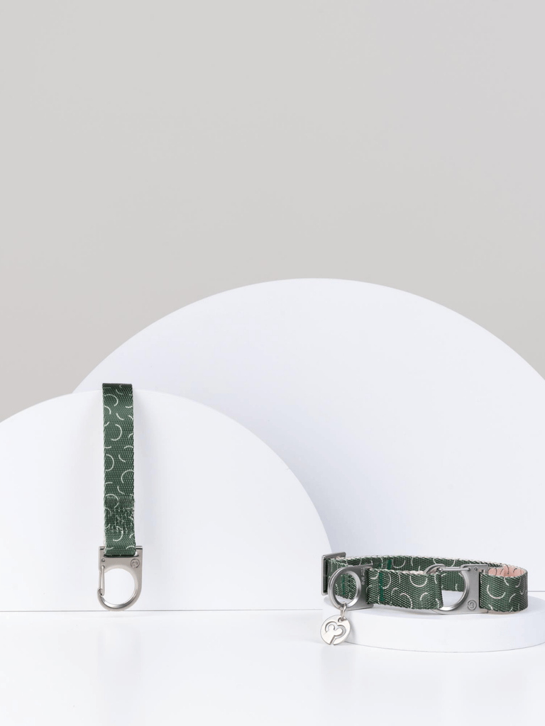 Fur Sie Sabine Dog Leash & Collar Set - Moxie Tel-Aviv