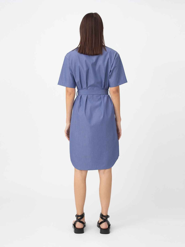 Hannah Ella Dress - Violet Blue - Moxie Tel-Aviv