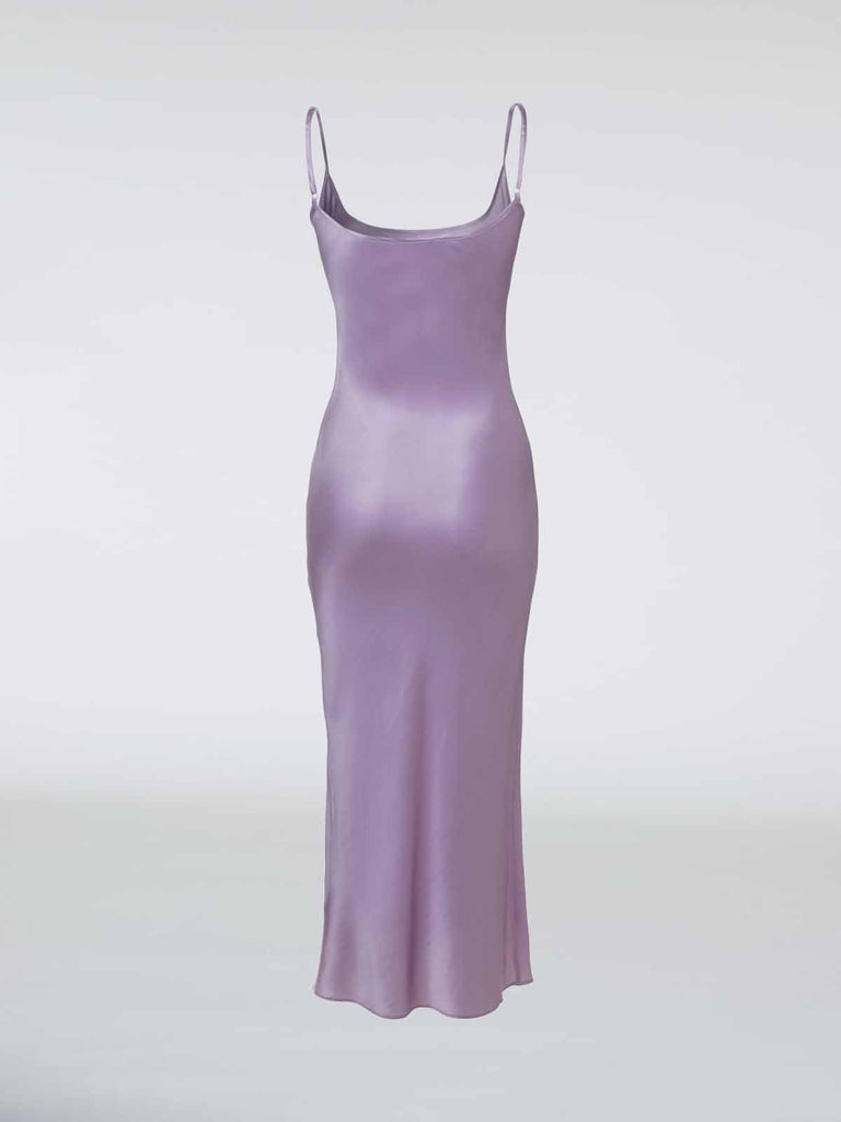 Mother Of All Kelly Dress - Lilac - Moxie Tel-Aviv