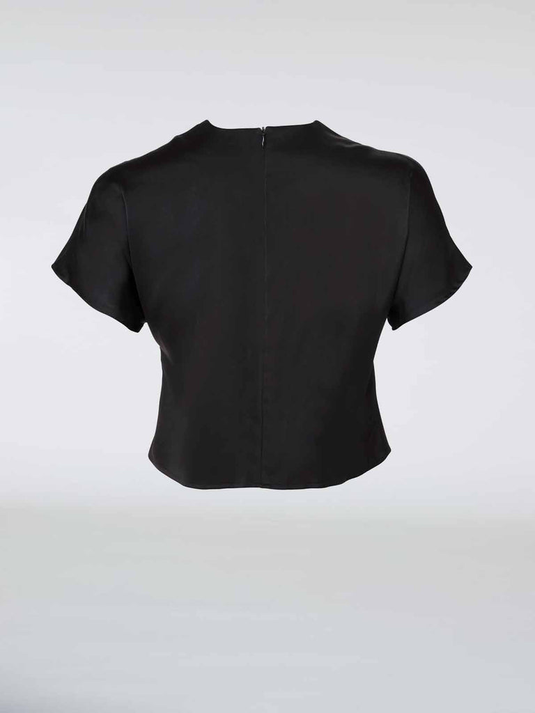 Mother of All Molly Shirt - Black - Moxie Tel-Aviv