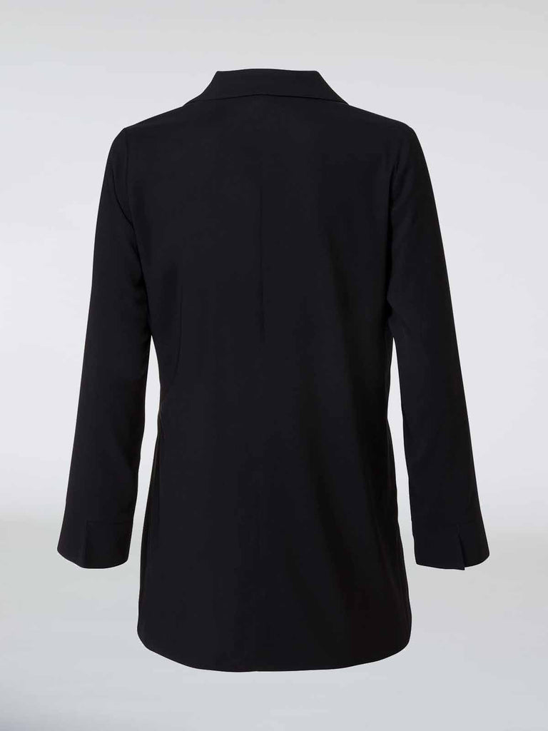 Mother Of All Sofi Jacket/Dress - Black - Moxie Tel-Aviv