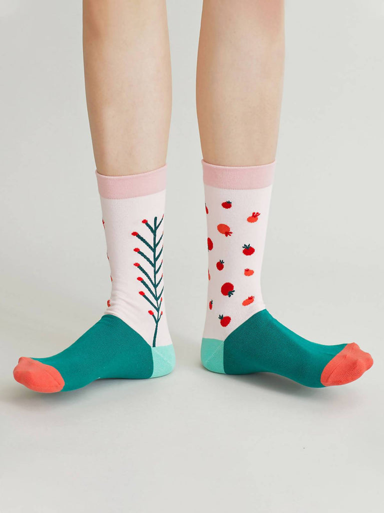 Nama FLORE - The Secret Garden Socks Collection - Moxie Tel-Aviv