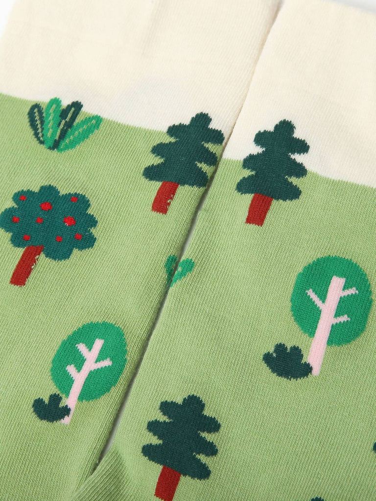 Nama WOODS - The Secret Garden Socks Collection - Moxie Tel-Aviv
