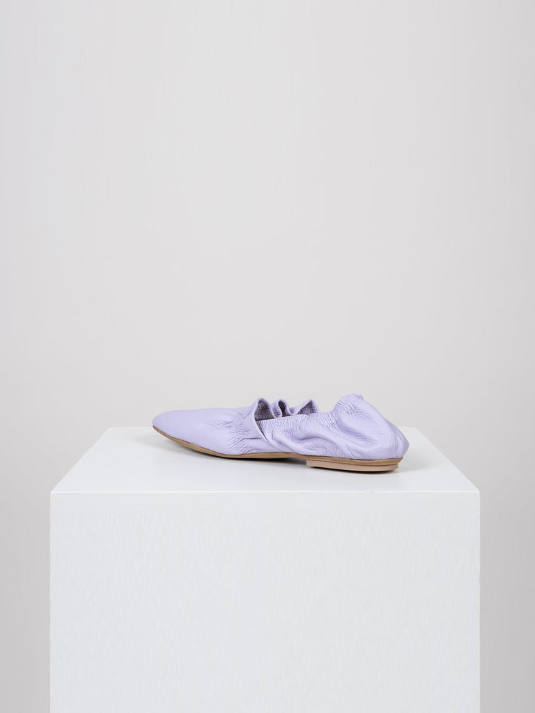 Noon Pappa Moccasin - Lilac - Moxie Tel-Aviv