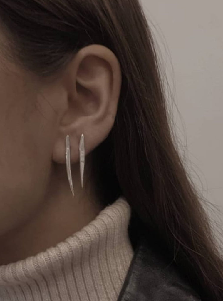 Reggie 2 Icicles Earrings - Moxie Tel-Aviv