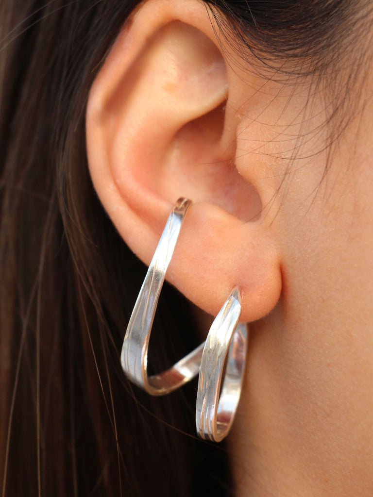 Reggie Aimee Earrings - Moxie Tel-Aviv