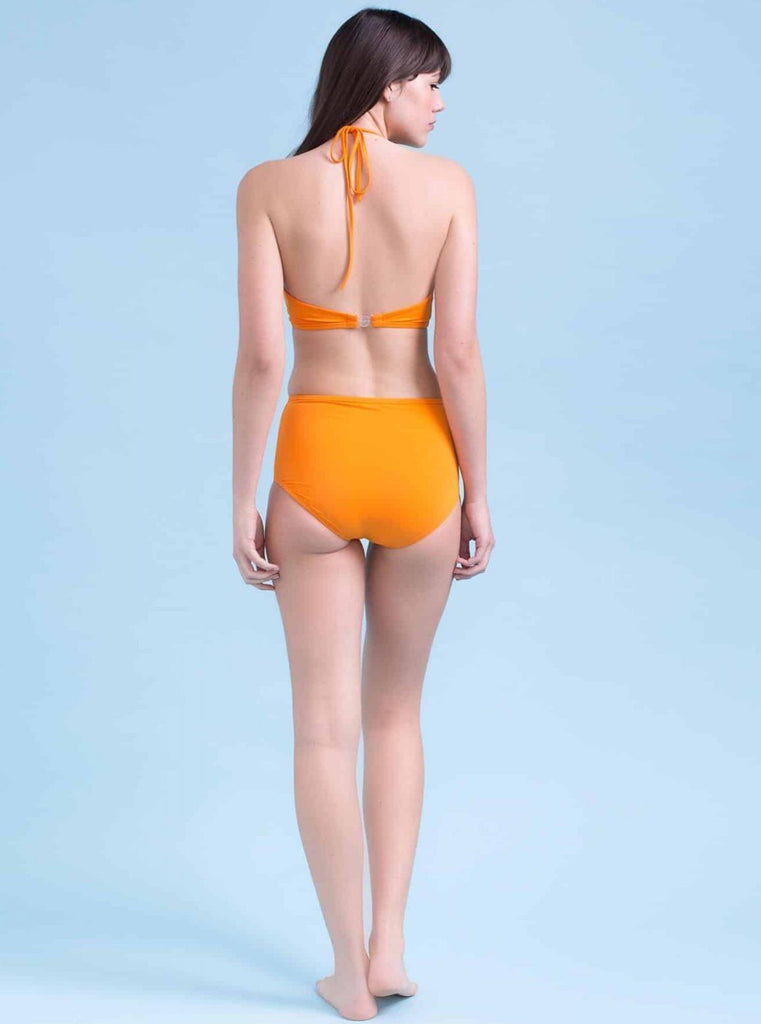 Tutu.B Lily Bikini Top Orange - Moxie Tel-Aviv
