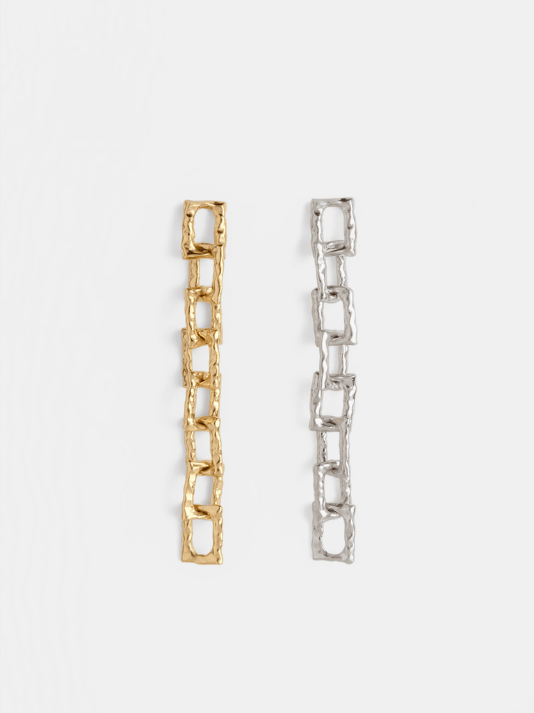 Yoster Chain No.1 Single Earring - Moxie Tel-Aviv