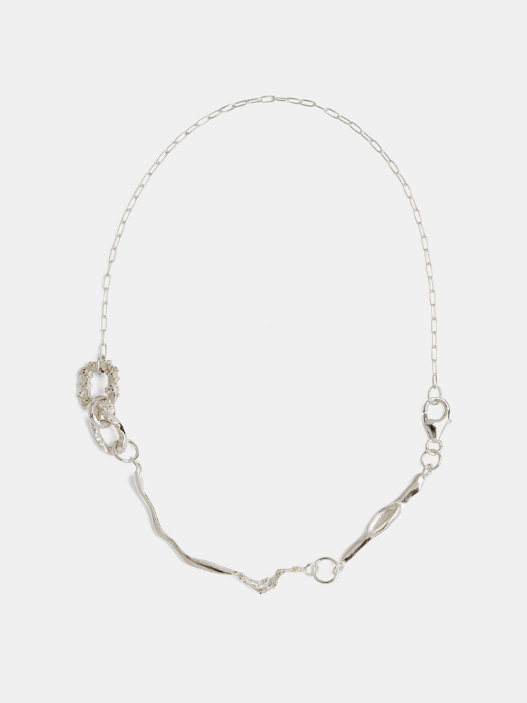 Yoster Eclectic Nest Small Necklace - Moxie Tel-Aviv