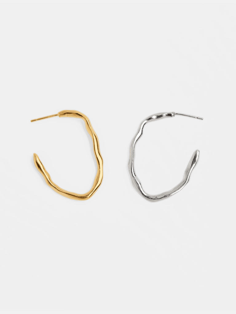 Yoster U Earrings - Moxie Tel-Aviv