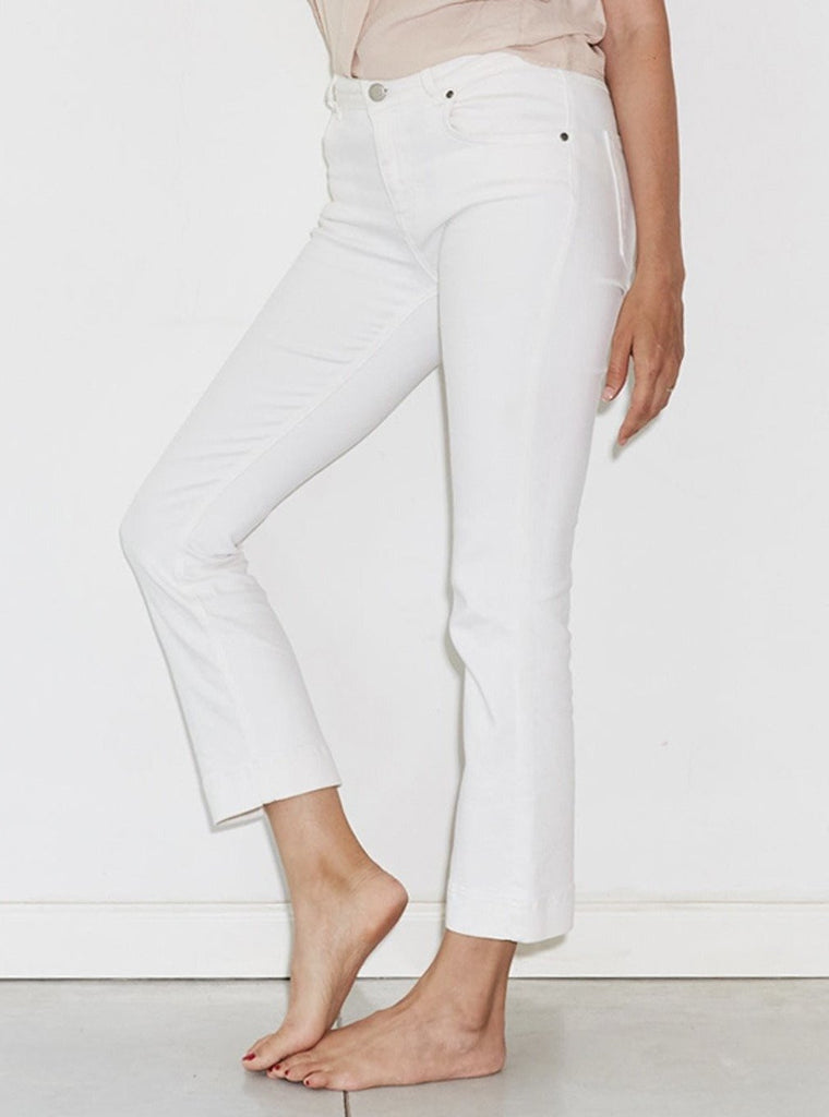 Zucker The Super Stretch Denim - Off white - Moxie Tel-Aviv