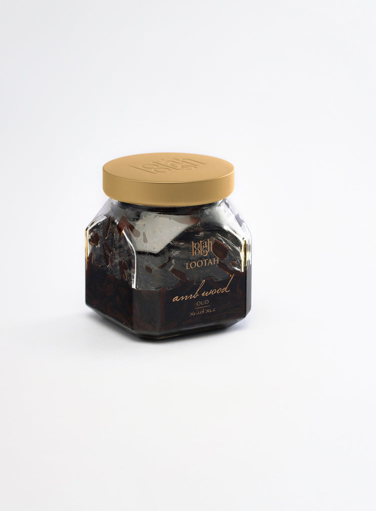 Ambwood Oud - Small Jar