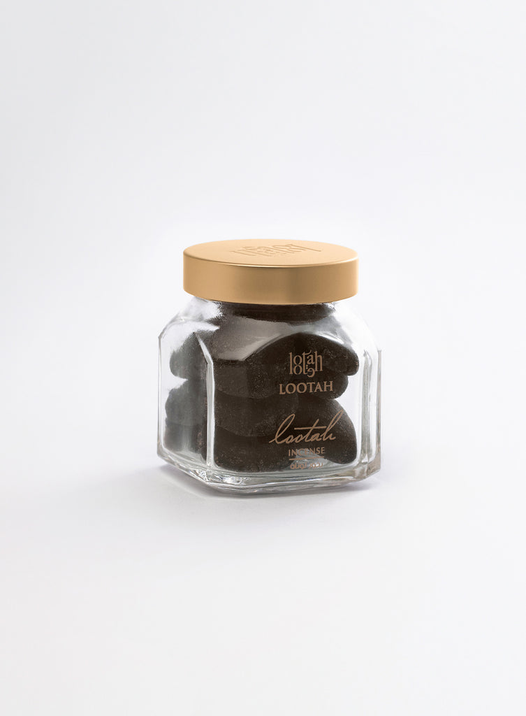 Lootah Incense - Small Jar