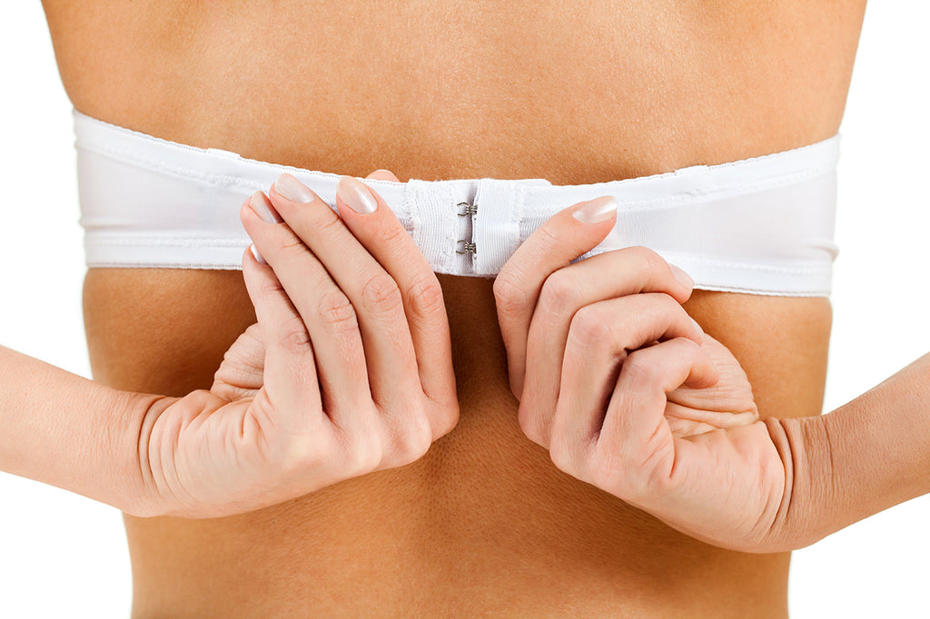 Does Sleeping With No Bra Increase Breast Size?