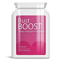 Bust Boost Breast Enlargement Tablets