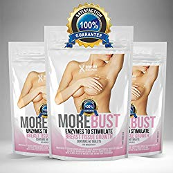 More Bust Breast Enhancement Tablets