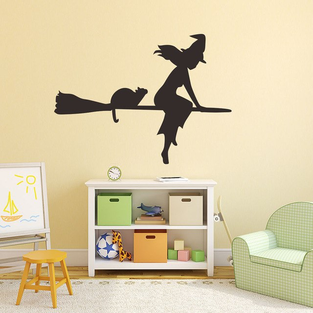 Halloween Party Wall Sticker Removable Living