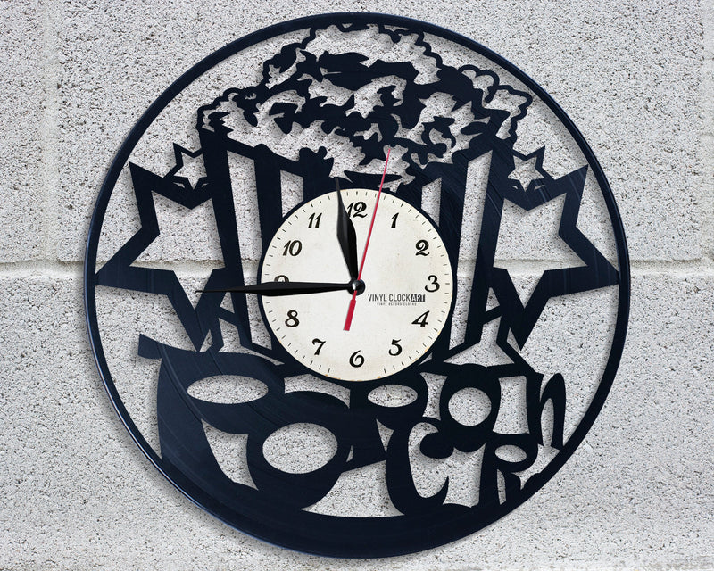 Time For Relax wall clock to make your shop a fan place