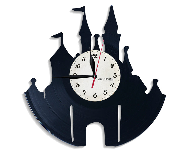 With our wall clock Place everything will be tip-top