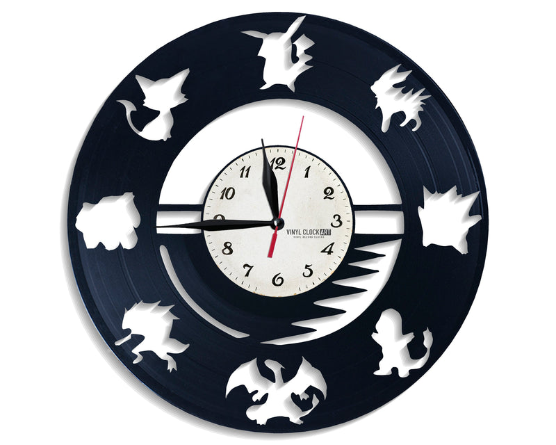 "Wall clock named ""Child"""